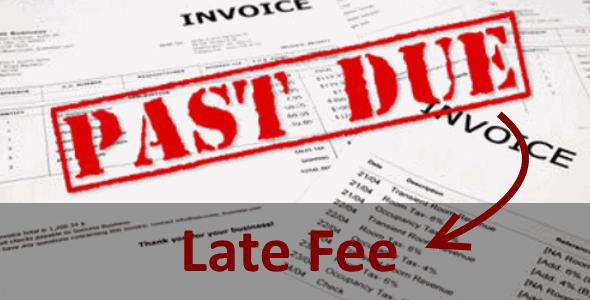 Late Fee Plugin
